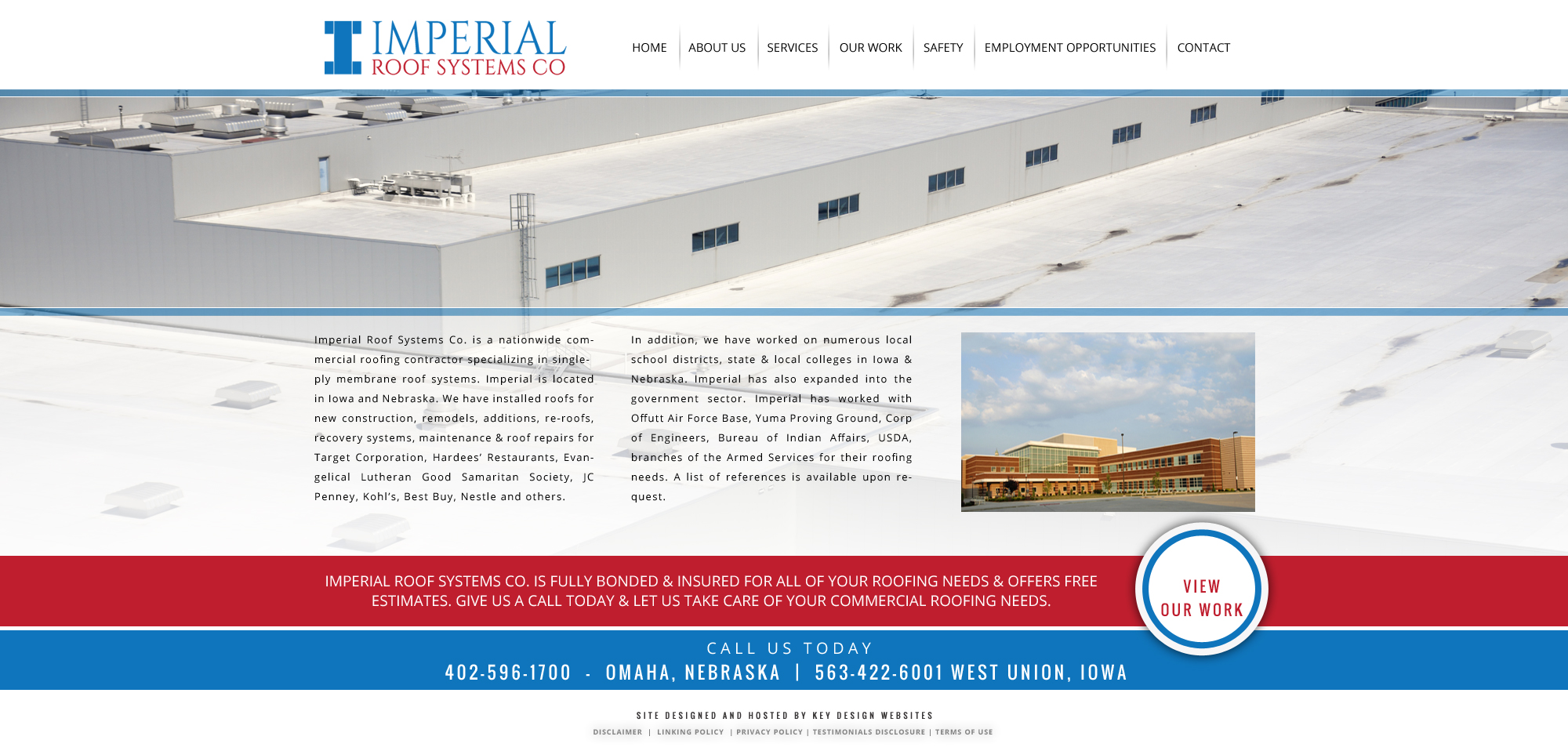 imperial roof systems