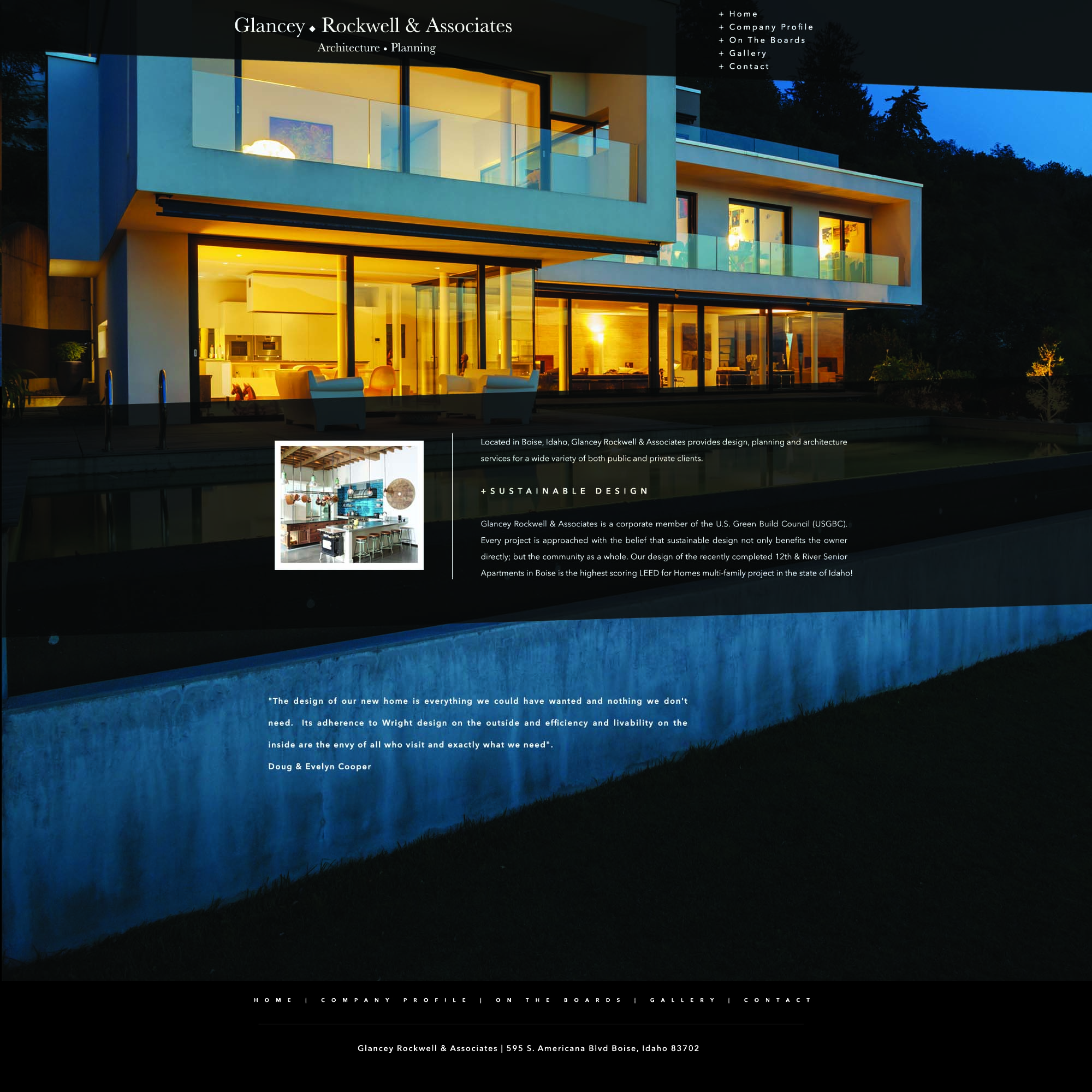Architect firm boise idaho licensed architects boise id for Architects in boise idaho