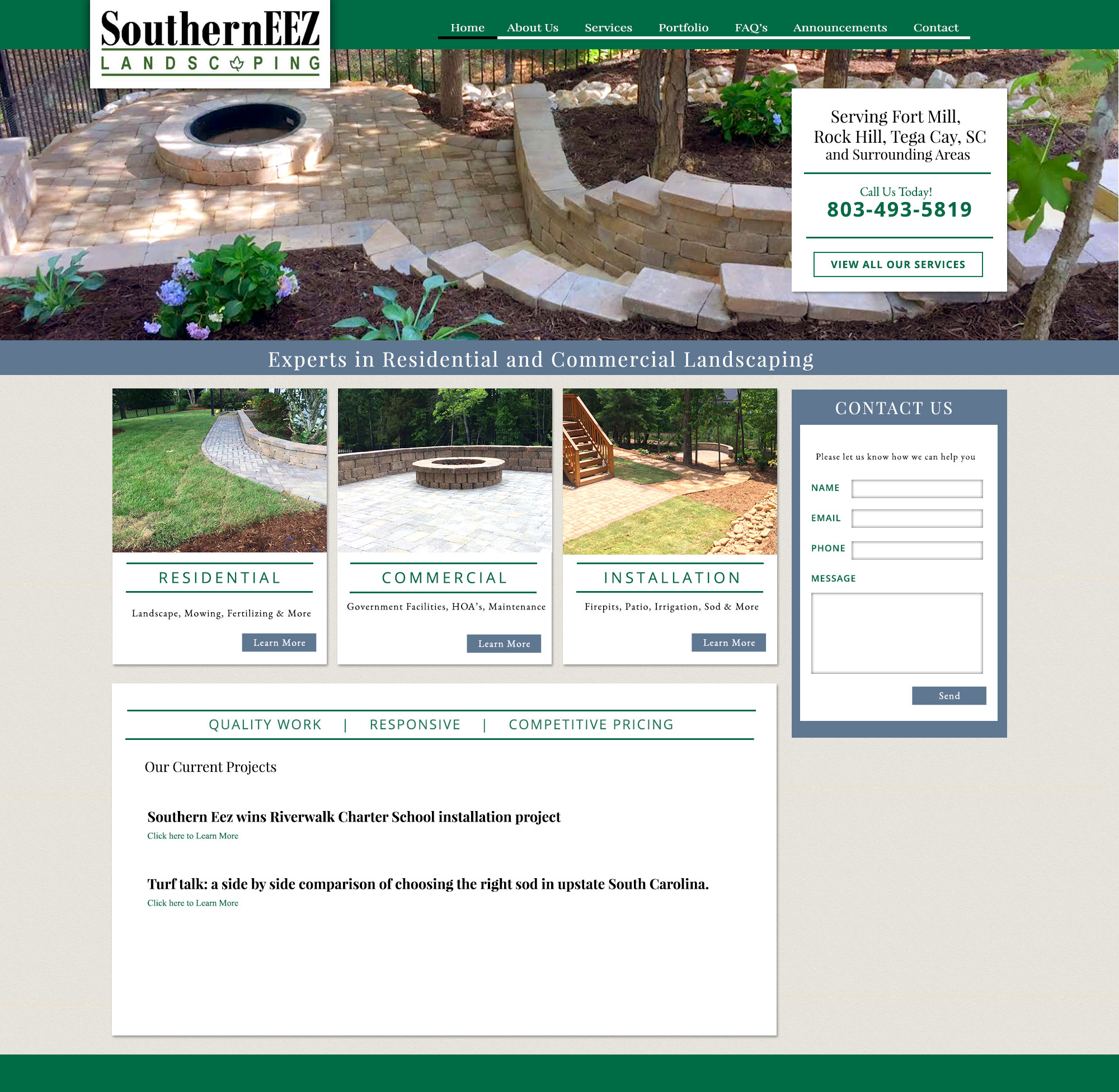 Southern Eez Landscaping