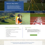 Surveying Custom Website