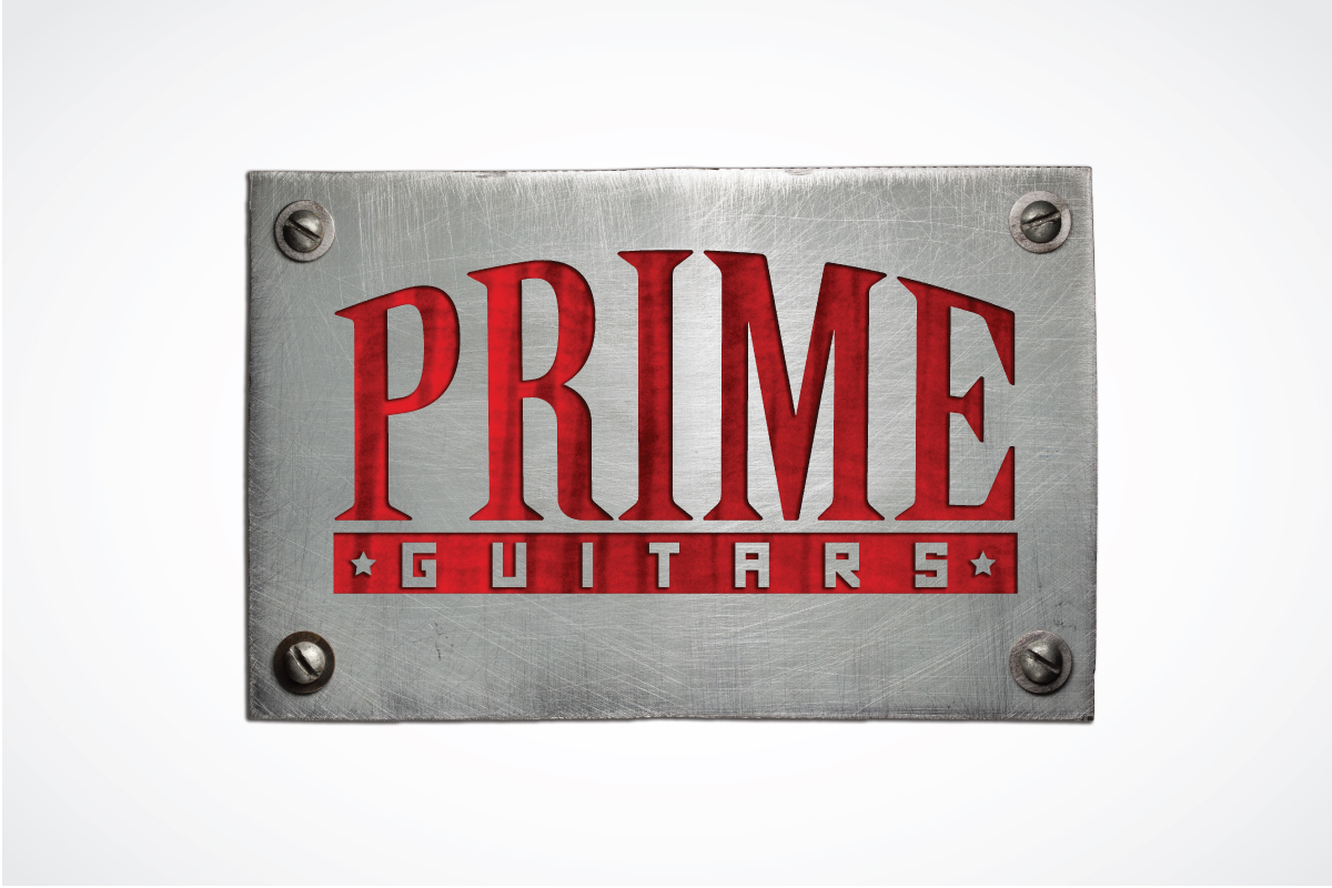 Custom Logo Design for Guitar Company