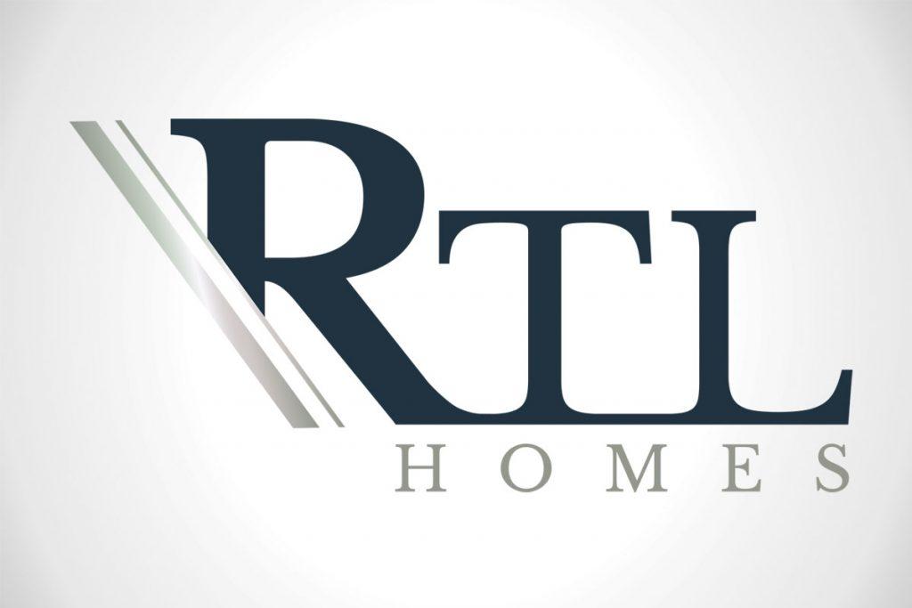 RTL Homes Custom Logo Design
