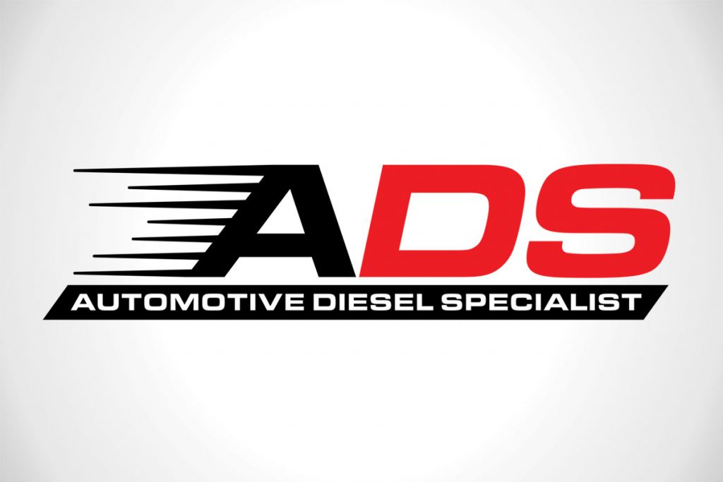 Automotive Diesel Specialist Custom Logo Design
