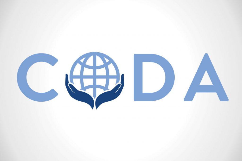 Center Of Deaf Awareness Custom Logo Design