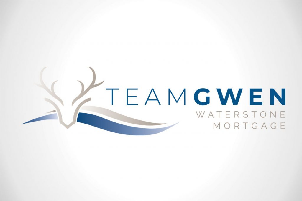Gwen Swain Custom Logo Design