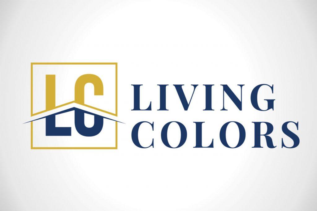 Living Colors Custom Logo Design