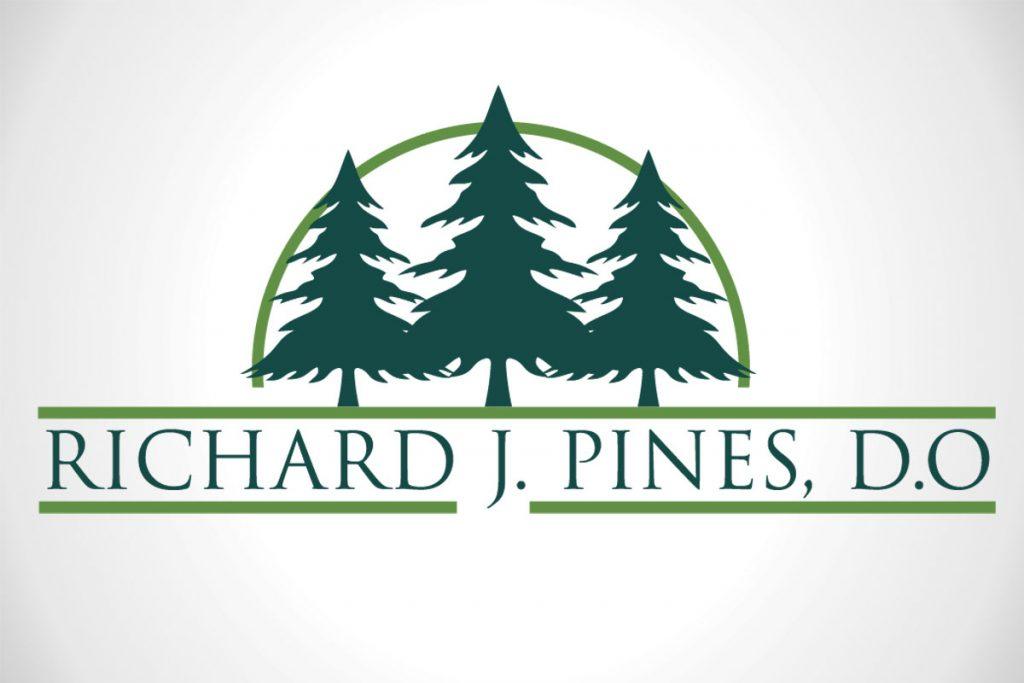 Richard Pines Logo Design