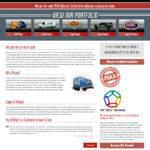 Auto Wrap Website