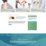 Chiropractor Custom Website