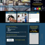 Repairman Website Design