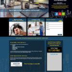 Repairman Website Design