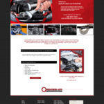 Auto Repair Website Design
