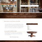 Woodworking Custom Website