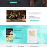 Life Coach Custom Website