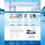 Water Website Design