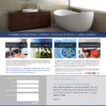 Custom Plumbing Website Design
