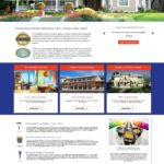 The website design for the Painting Pros in Boise, Idaho